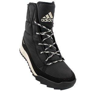 Adidas WOMEN'S CW CHOLEAH INSULATED CP MID CUT BLACK/CHALK WHITE/BLACK BLACK