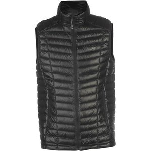 Mountain Hardwear Ghost Whisperer Down Vest Mens Black
