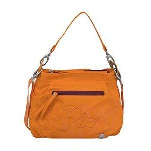 Haiku Bucket Bag Clouds Tangerine