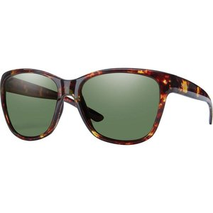 SMITH Ramona Tortoise/Chromapop Polarized Gray Green