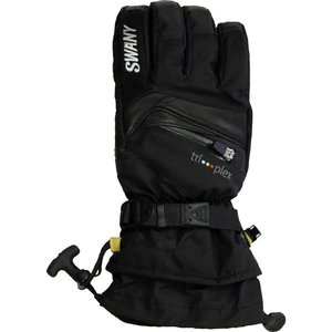 X-Change Glove Womens Black