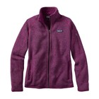 Patagonia W's Better Sweater Jkt Violet Red