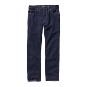 Patagonia M's Regular Fit Jeans - Reg Dark Denim