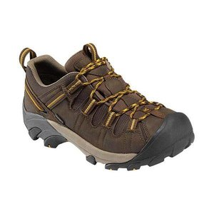 Keen TARGHEE II WP M-CASCADE BROWN/GOLDEN YEL CASCADE BROWN/GOLDEN YELLOW