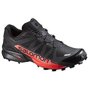 Salomon S-Lab Speedcross Black/Racing Red