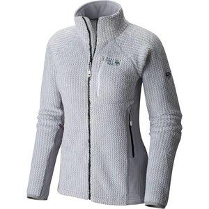 Mountain Hardwear Monkey Woman Pro Jacket White