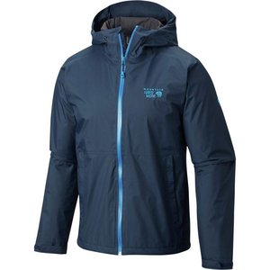 Mountain Hardwear Finder Jacket Hardwear Navy