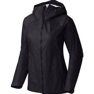 Mountain Hardwear Exponent W Jacket Black