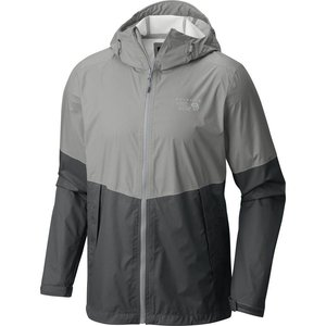 Mountain Hardwear Exponent Jacket Manta Grey