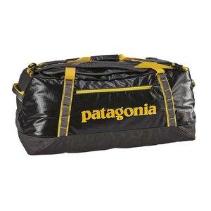Patagonia Black Hole Duffel 90L Forge Grey w/Chromatic Yellow ALL