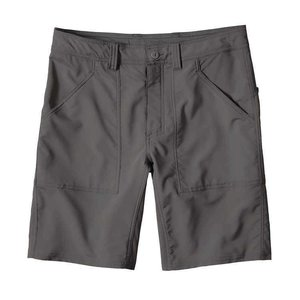 Patagonia M's Belgrano Shorts - 10 in. Forge Grey