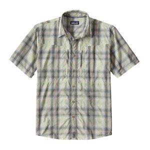 Patagonia M's L/S Sun Stretch Shirt Costa: Gill Green