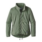 Patagonia W's Mountain View Jkt Hemlock Green