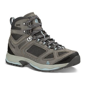 Vasque 7195 Breeze III GTX Womens Gargoyle/Stone Blue