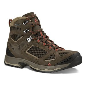 Vasque 7190 Breeze III GTX Mens Brown Olive/Bungee Cord