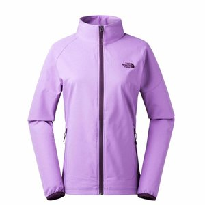 The North Face W NIMBLE JACKET Bellflower Purple