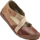 Keen LOWER EAST SIDE MJ W-RED BROWN/POWDER RED BROWN/POWDER