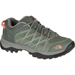 The North Face W STORM III Deep Lichen Green/Feather Orange