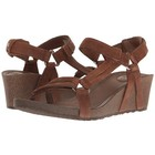 TEVA W YSIDRO UNIVERSAL WEDGE BROWN