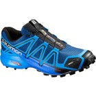 Salomon Speedcross 4 CS Mens Blue Depth/Bright Blue/Black