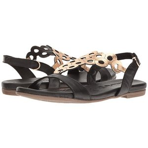 Tamaris Kim 1-28102-28 Womens Black/Rose Met