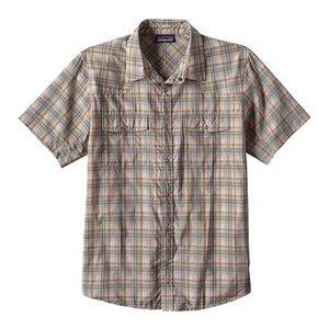 Patagonia M's Bandito Shirt Aloft: Birch White