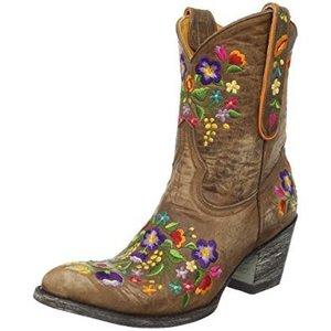 Sora 8 inch Western Boot Womens Oryx