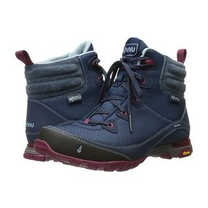 Ahnu Sugarpine Boot WP Womens Blue Spell