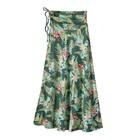 Patagonia W's Kamala Maxi Skirt Kelp Garden: Gem Green