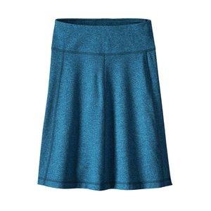 Patagonia W's Seabrook Skirt Big Sur Blue