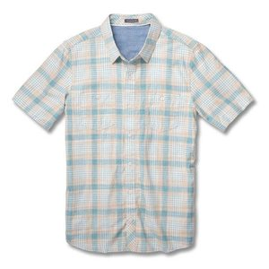 Toad & Co SMYTHY SS SHIRT BUCKSKIN