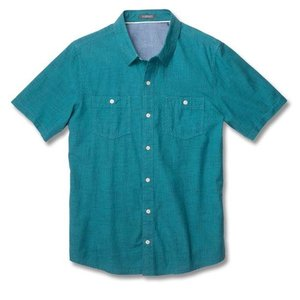 Toad & Co SMYTHY SS SHIRT HYDRO