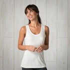 Toad & Co LEAN LAYERING TANK EGRET