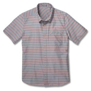 Toad & Co WONDERER SS SHIRT RED CLAY