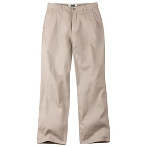 Mountain Khakis Men's Lake Lodge Twill Pant Relaxed Fit Classic Khaki