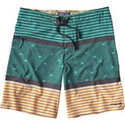 Patagonia M's Stretch Planing Board Shorts - 20 in. Jellyfish Stripe: True Teal