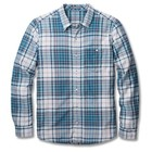 Toad & Co CUBA LIBRE LS SHIRT BLUE ABYSS