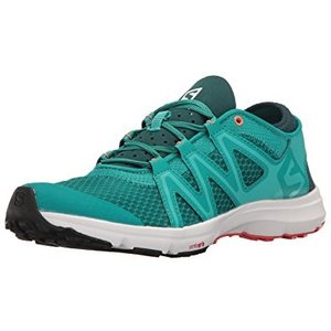 Salomon CROSSAMPHIBIAN SWIFT W W Deep Peacock Blue Ceramic Living Coral