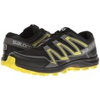 Salomon SPEEDTRAK M BLACK Magnet Sulphur Spring