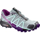 Salomon SPEEDCROSS 4 W W Quarry Acai Fair Aqua