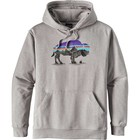 Patagonia M's Fitz Roy Bison MW Hoody Feather Grey