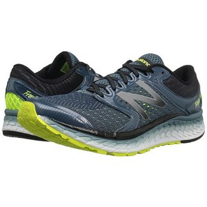 New Balance Mens Fresh Foam 1080v7 Typhoon/Hi-Lite