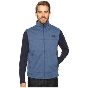 The North Face M CANYONWALL VEST Shady Blue Heather/Shady Blue Heather