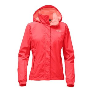 W RESOLVE 2 JACKET Cayenne Red