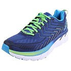 Hoka One One M Clifton 4 True Blue/Jasmine Green