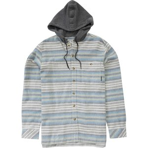 Billabong BAJA FLANNEL STONE HEATHER