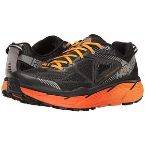 HOKA M CHALLENGER ATR 3 BLACK / RED ORANGE