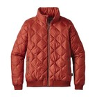 Patagonia W's Prow Bomber Jkt Roots Red