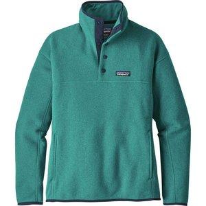 Patagonia W's LW Better Sweater Marsupial P/O Elwha Blue
