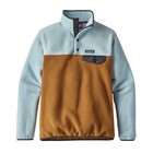 Patagonia W's LW Synch Snap-T P/O Bear Brown